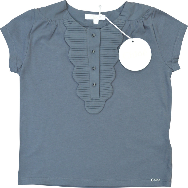 Chloe Summer T-Shirt - Children's Fashion Outlet