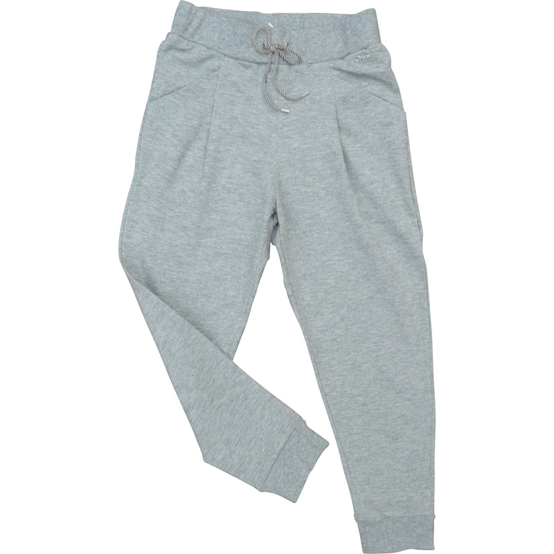 Chloe Grey Tracksuit Pants - Children's Fashion Outlet