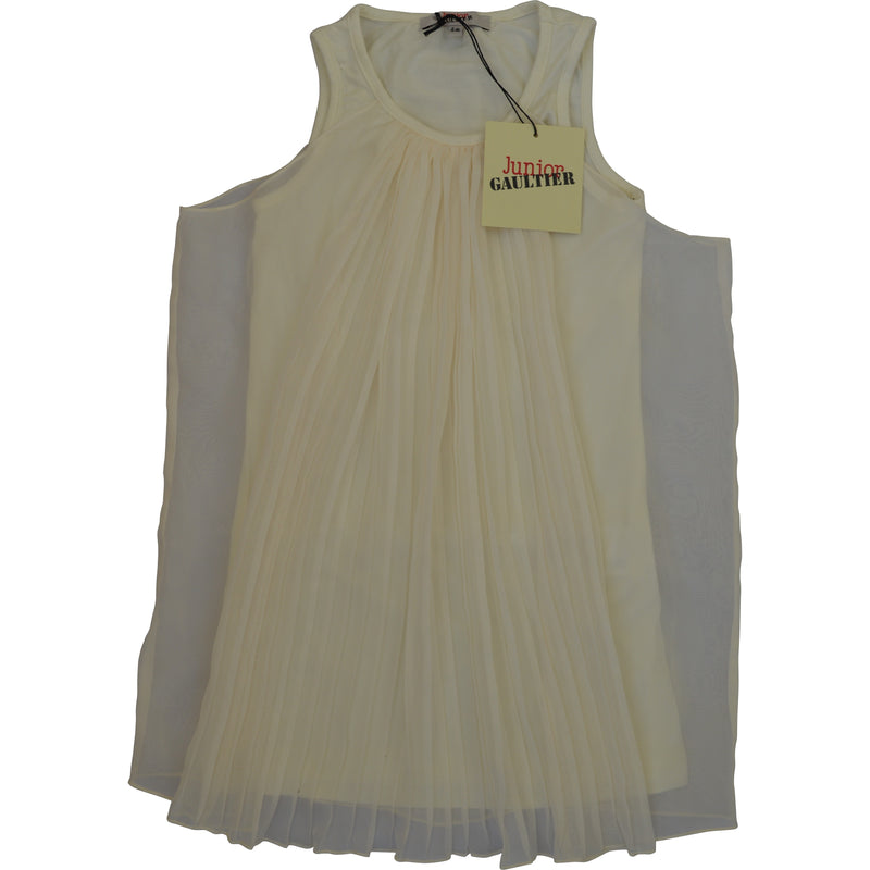 Junior Gaultier Pleated Summer Dress