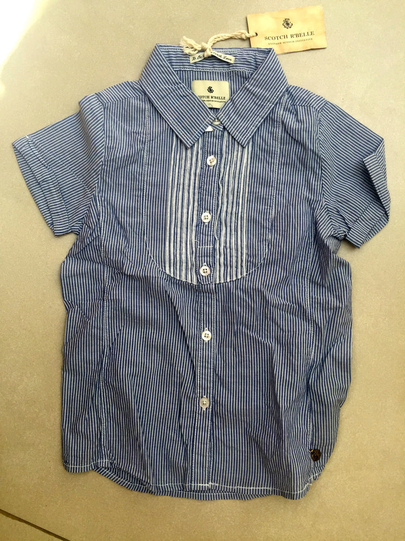 Scotch R'Belle Striped Shirt