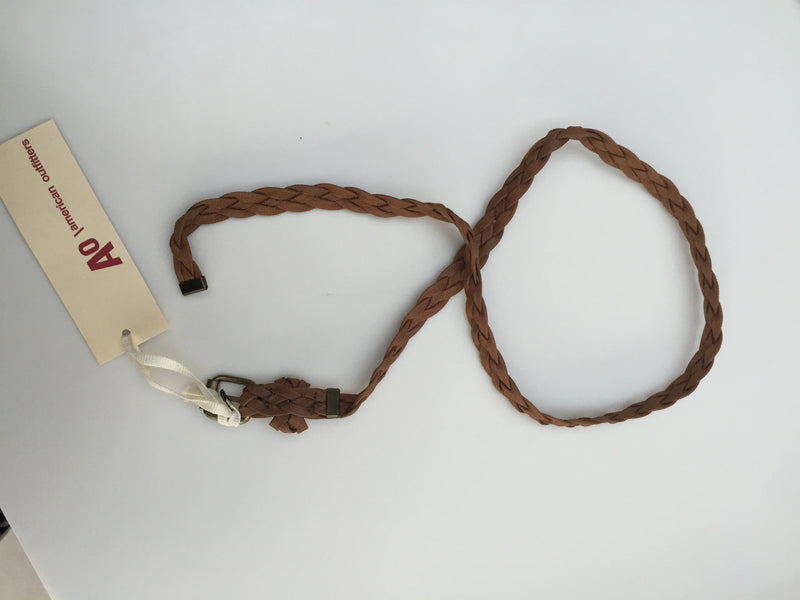 American Outfitters Girls Plaited Belt - Children's Fashion Outlet