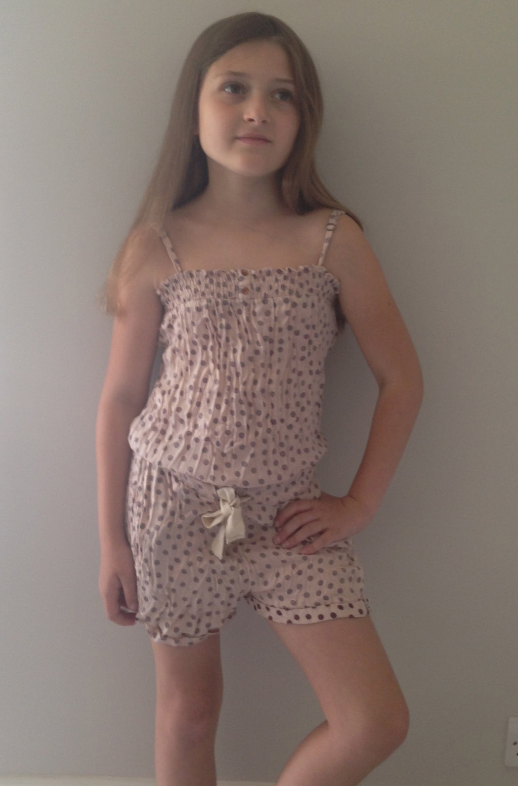 Scotch R'Belle Spotty Playsuit