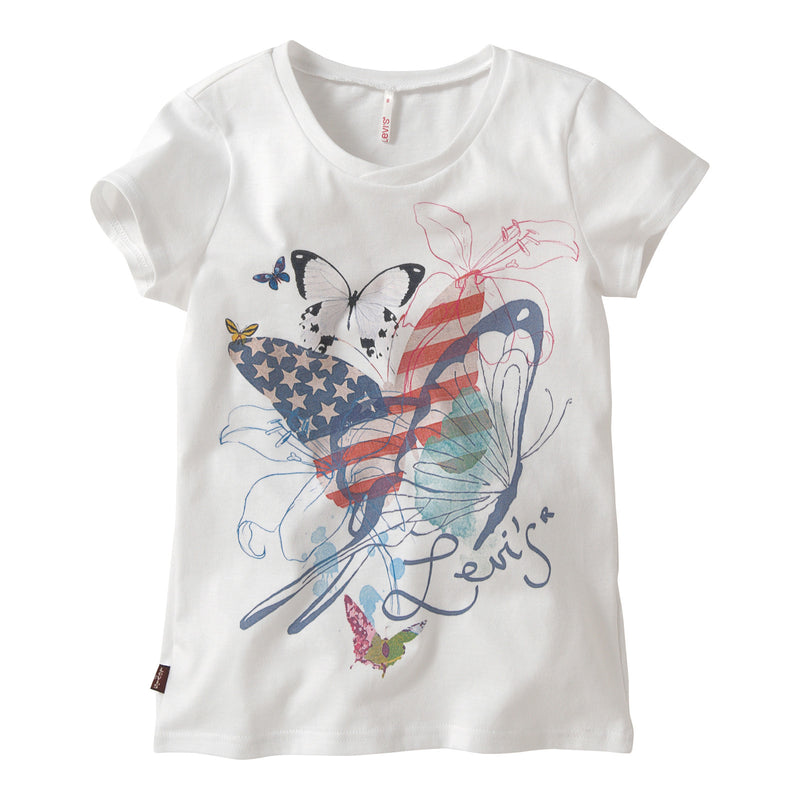 Levis Girls T-Shirt