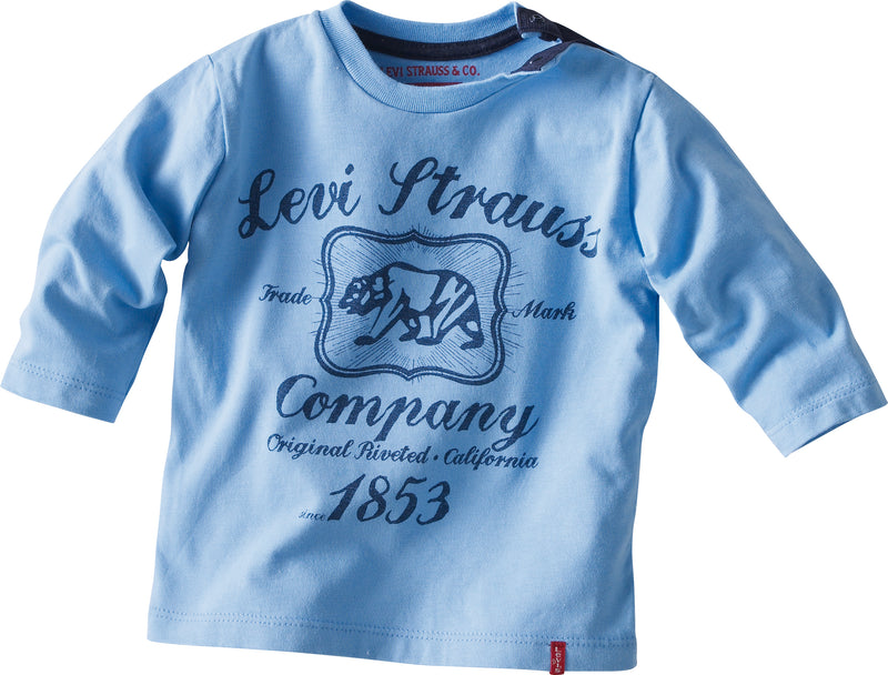 Levi's Boys Long Sleeved Top