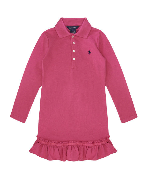 Ralph Lauren Classic Polo Dress