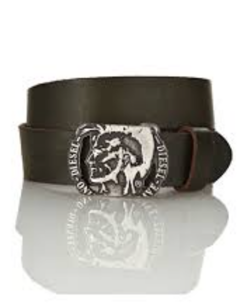 Diesel Boys Belt - Children's Fashion Outlet