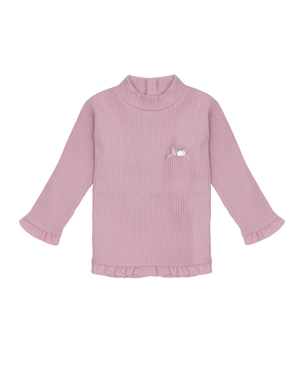 Tartine Et Chocolat Girls Polo Neck