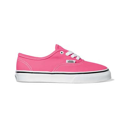 "VANS ""OFF THE WALL"" Kids Authentic Canvas Shoes"
