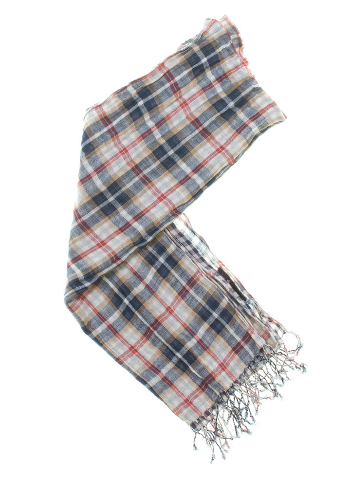 Pepe Jeans Cotton Scarf