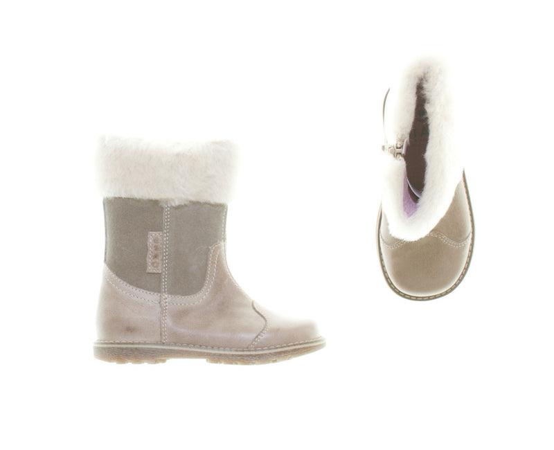 Ciao Bimbi Fur Boots - Children's Fashion Outlet