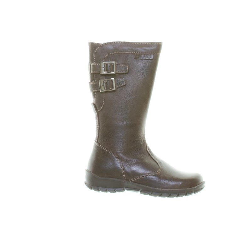 Ciao Long Brown Boots - Children's Fashion Outlet