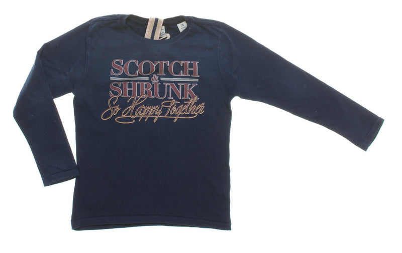 Scotch Shrunk Long Sleeved T-Shirt