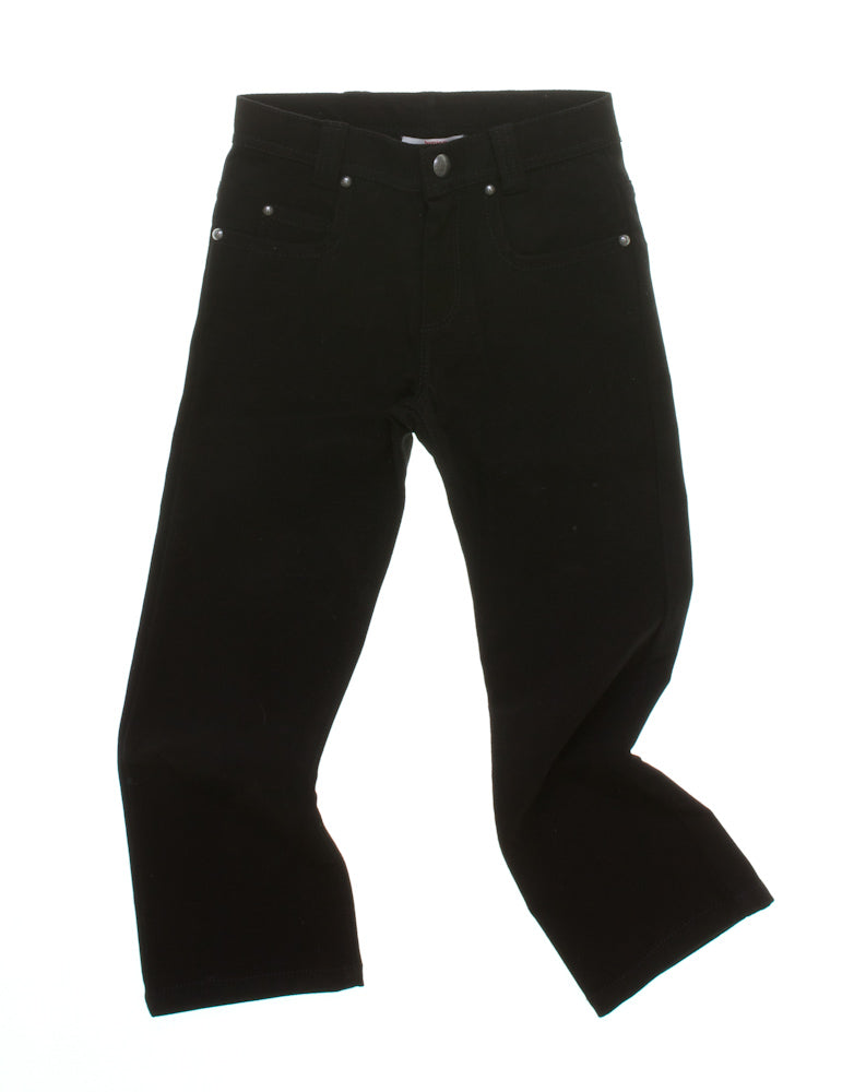 Junior Gaultier Brushed Cotton Trousers