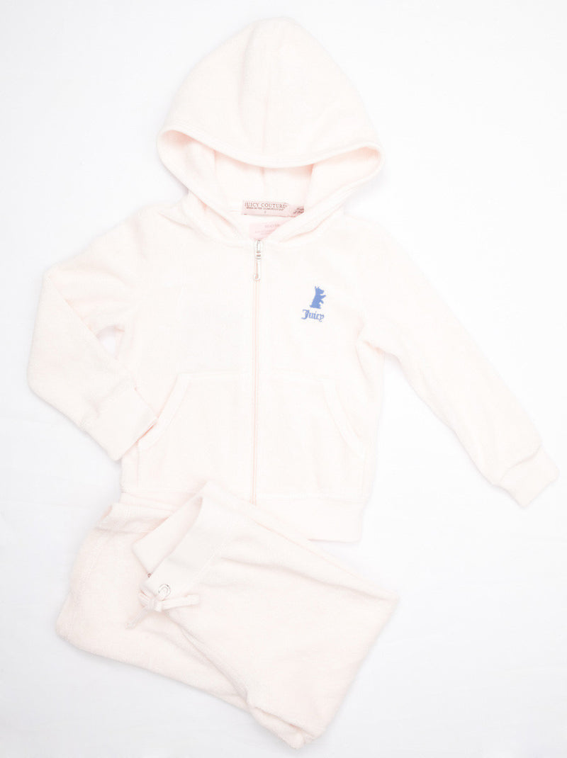 Juicy Towelling Tracksuit