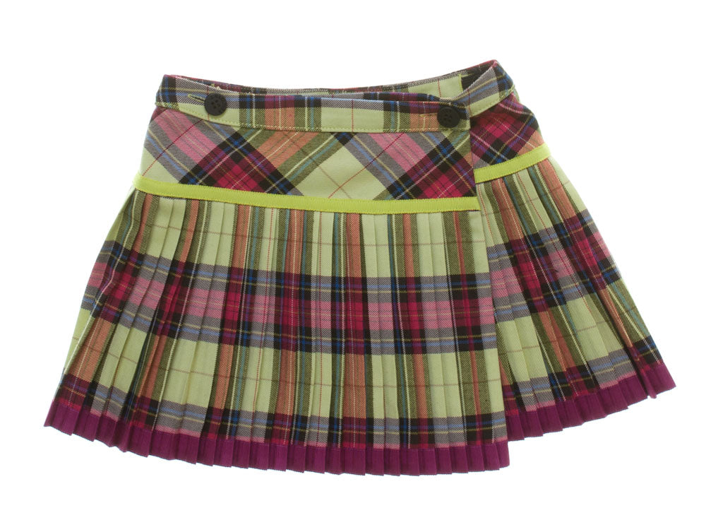 Junior Gaultier Girls Kilt