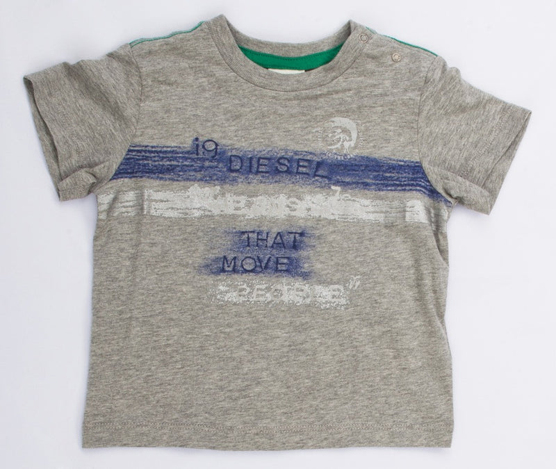 Diesel Baby T-Shirt - Children's Fashion Outlet