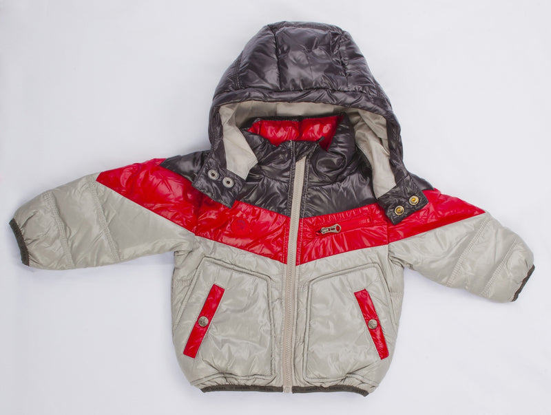 a5c14bcd Diesel Baby Boy Jacket - Children's Fashion Outlet