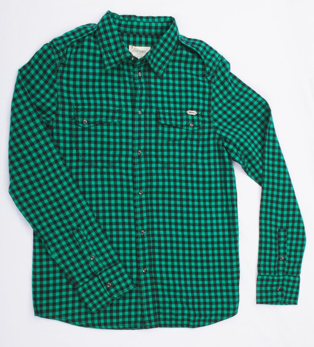 Diesel Comyt Shirt - Children's Fashion Outlet