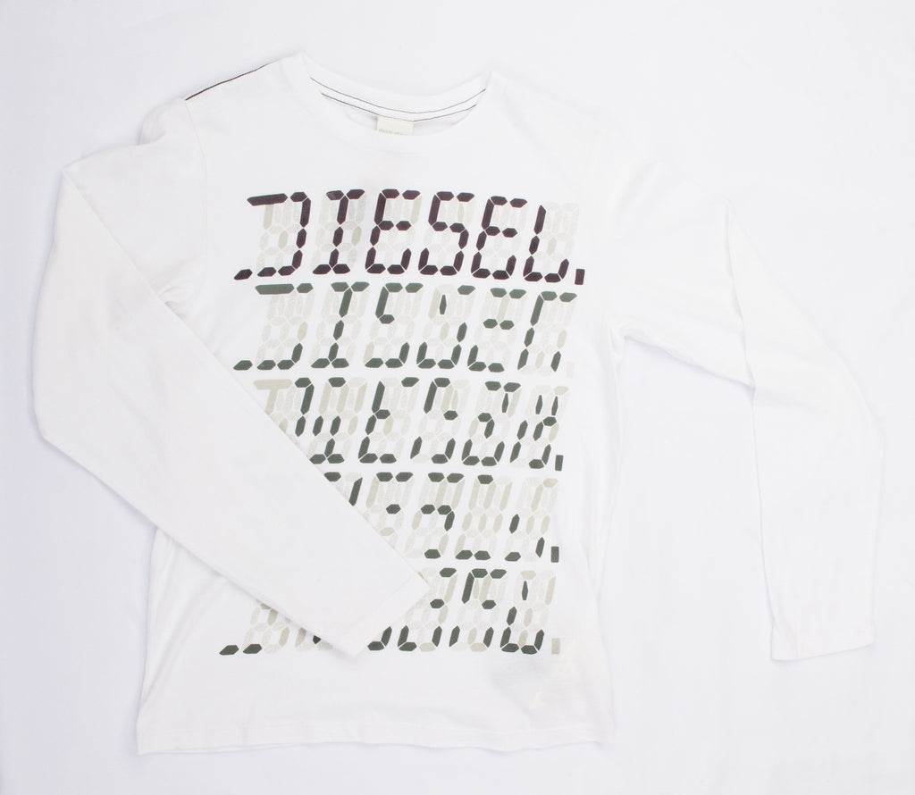 Diesel Long Sleeved T-Shirt