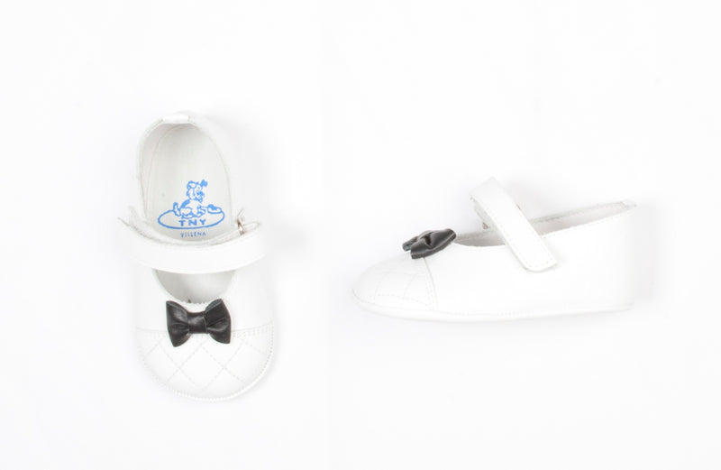 Tinny Bow Crib Shoe