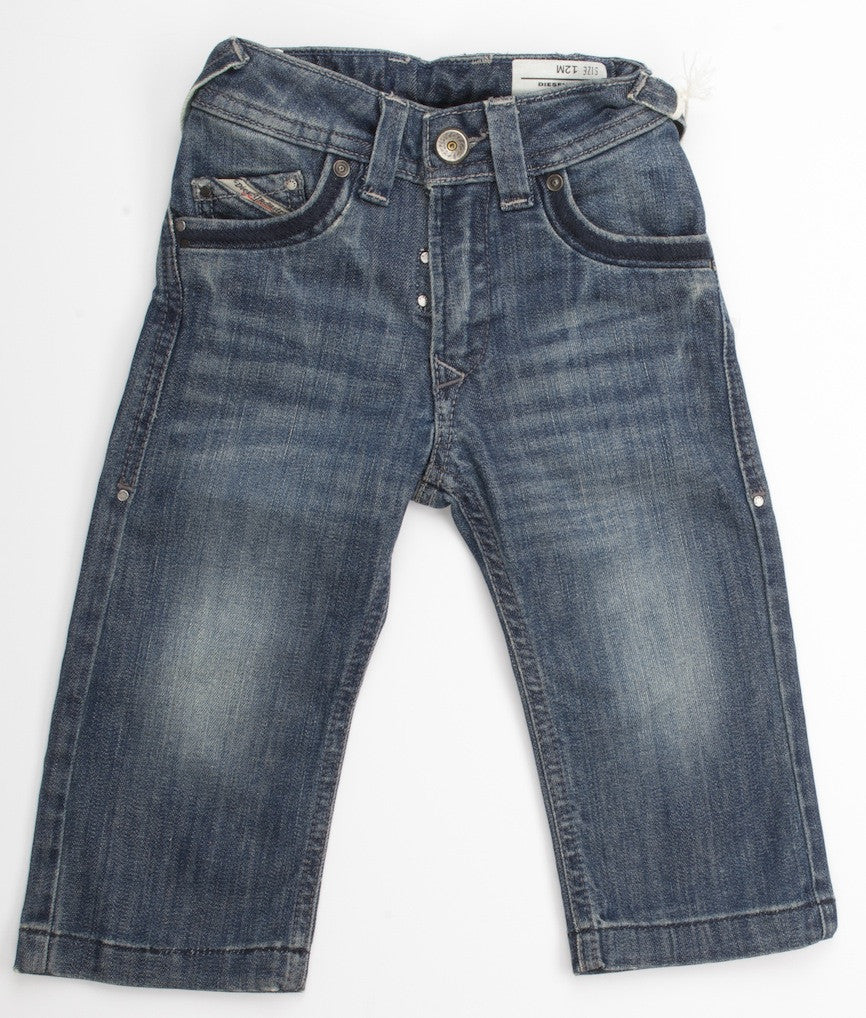 Diesel Busky Jeans - Children's Fashion Outlet