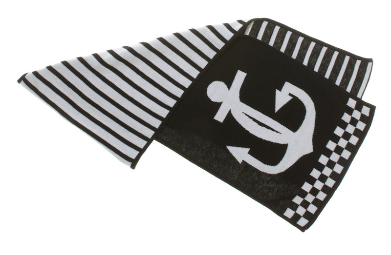Junior Gaultier Anchor Scarf