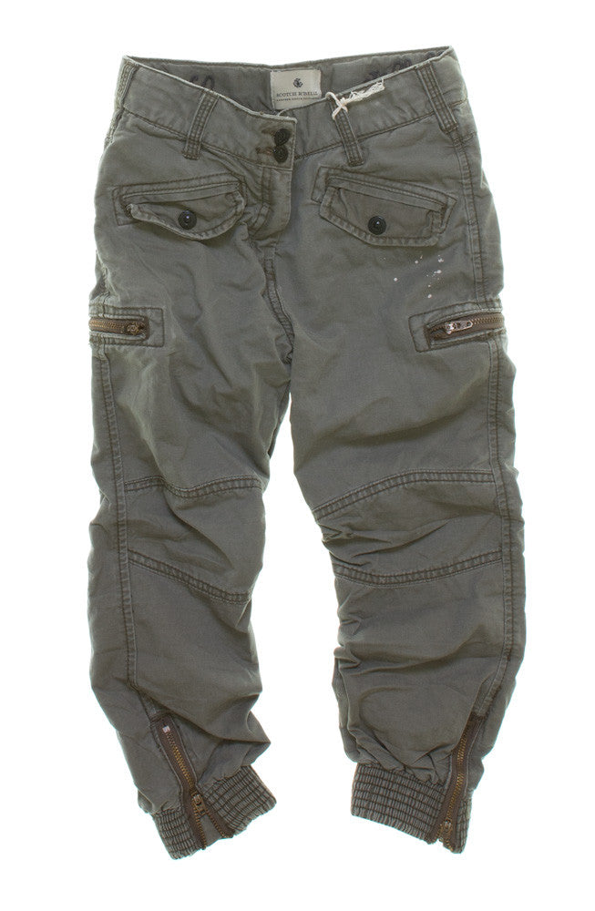 Scotch R'Belle Cargo Trousers