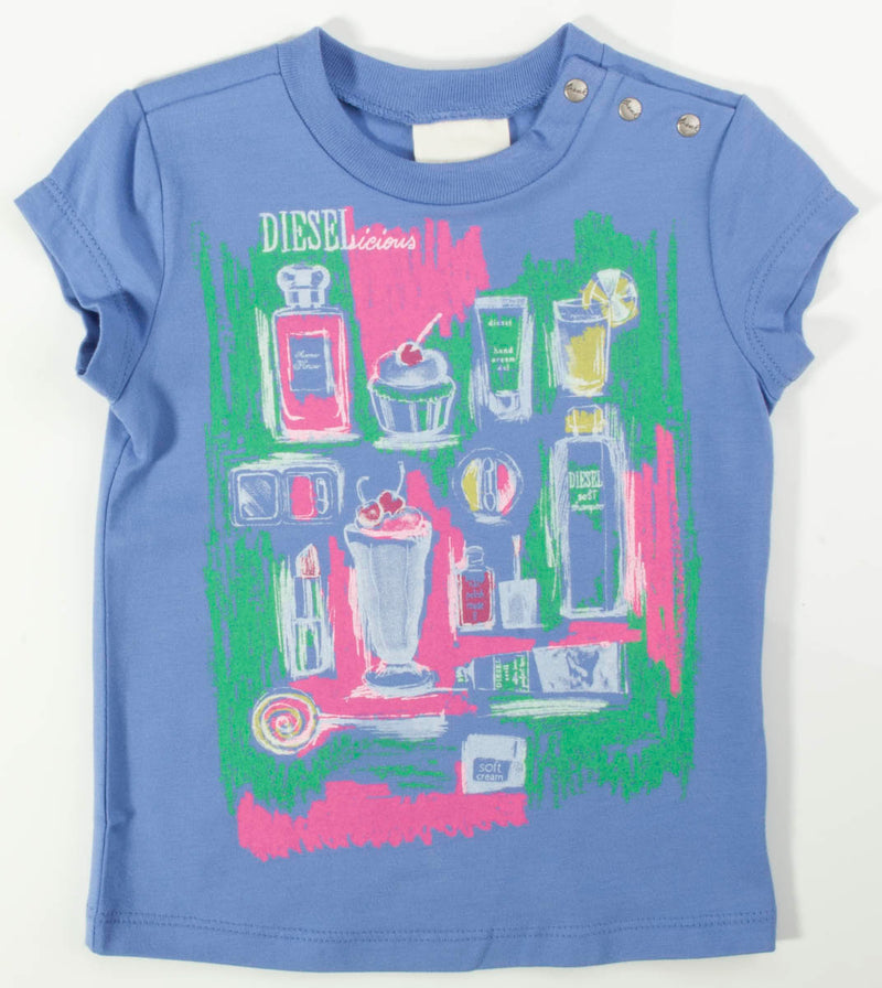 Baby Diesel T-Shirt - Children's Fashion Outlet