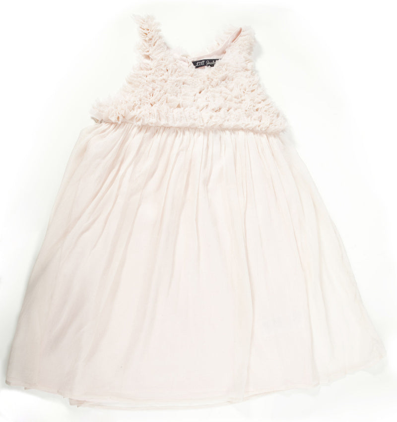 Lili Gaufrette Baby Chiffon Dress
