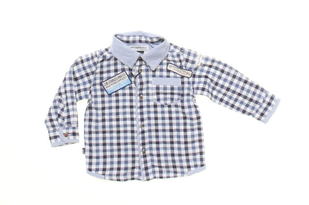 Levi's Boys Long Sleeved Shirt