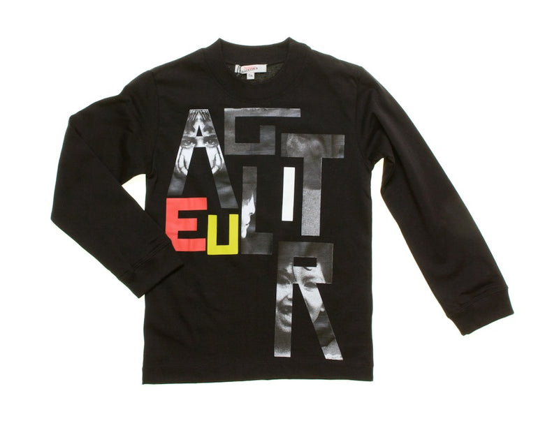 Junior Gaultier Logo Boys Tee