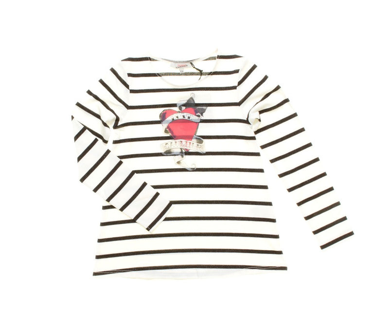 Junior Gaultier Striped Tee