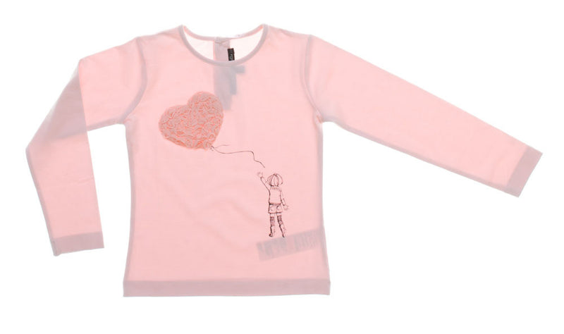 Lili Gaufrette Balloon T-Shirt (Various Colours)