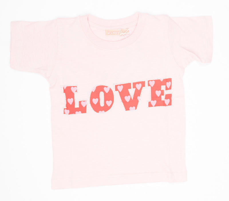 Dandy Star Love T-Shirt - Children's Fashion Outlet