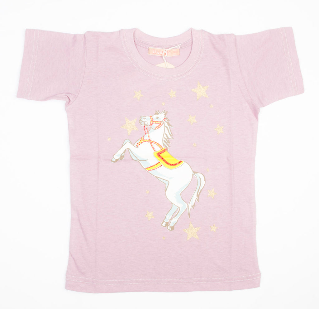 Dandy Star Rocking Horse T-Shirt - Children's Fashion Outlet