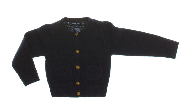 Ralph Lauren Knitted Cardigan (various colours)