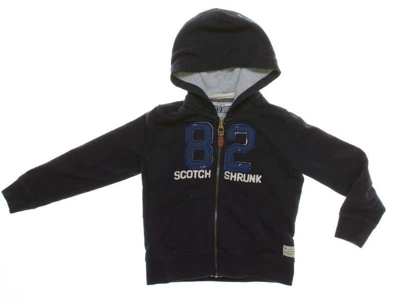 Scotch Shrunk Zip Up Hoodie