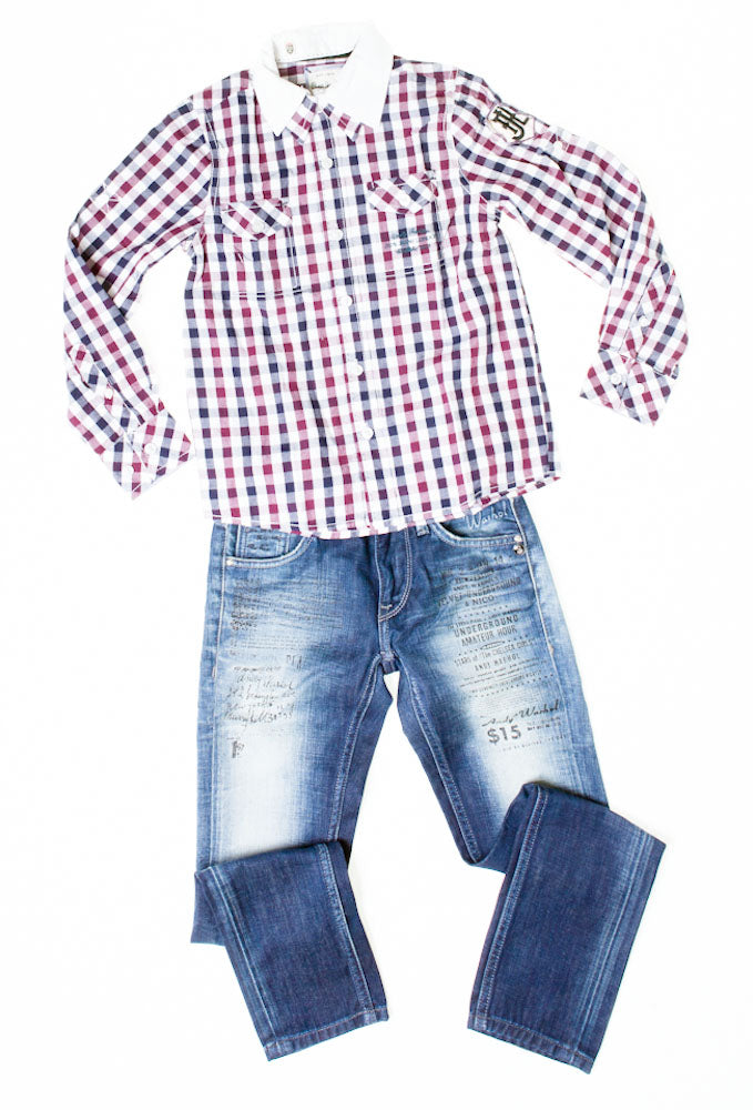 Pepe Jeans Boys Shirt