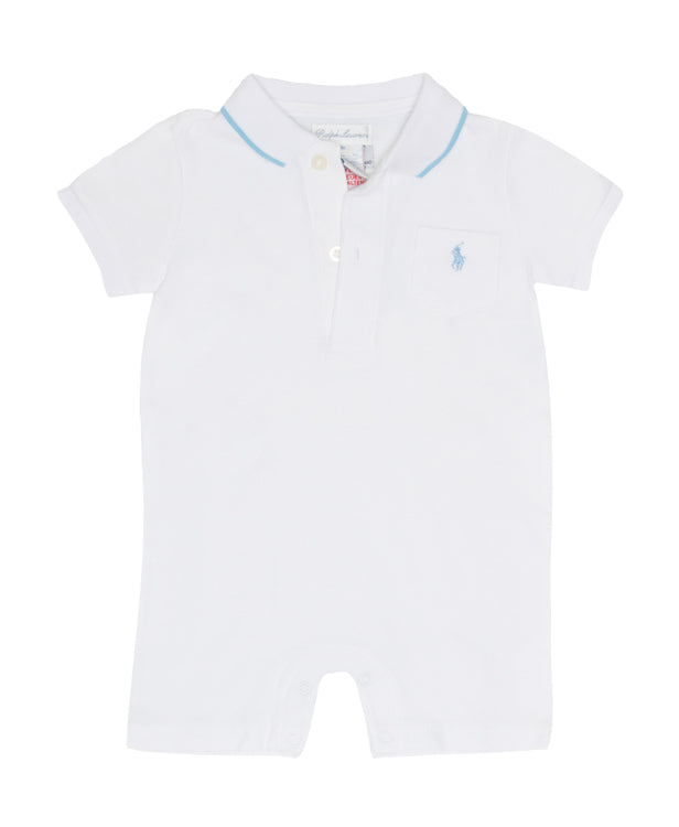 b335fa2dbc7 Ralph Lauren Polo Short Sleeve Body Suit