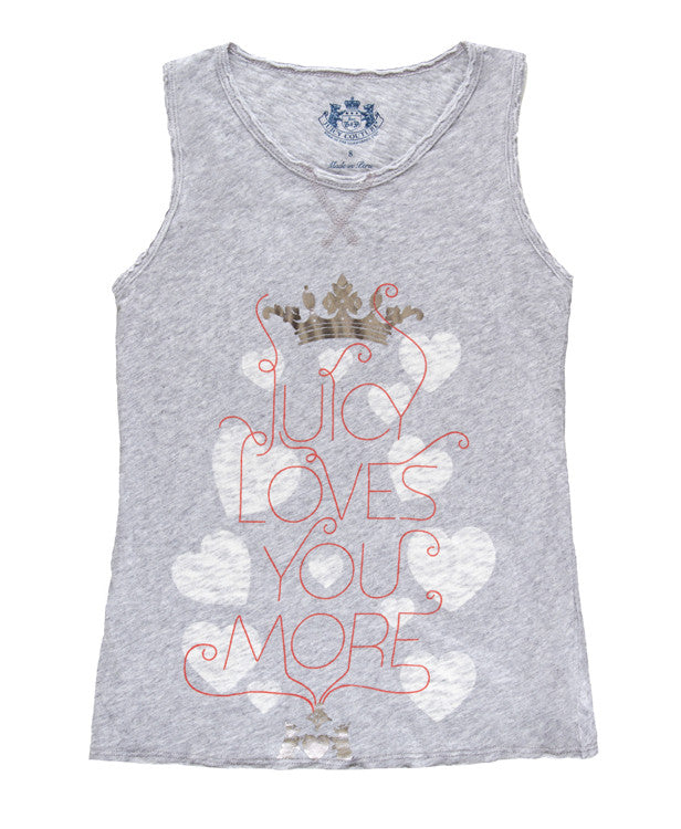 Juicy Love Tank Top