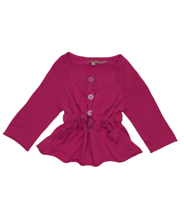 Juicy Couture Bow Front Cardigan (Various Colours)