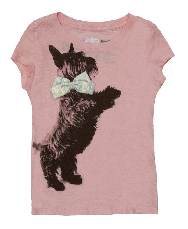 Juicy Couture Scottie Dog Tee