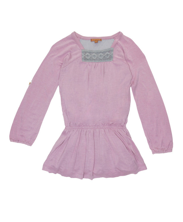 I Love Gorgeous Lilac Tunic