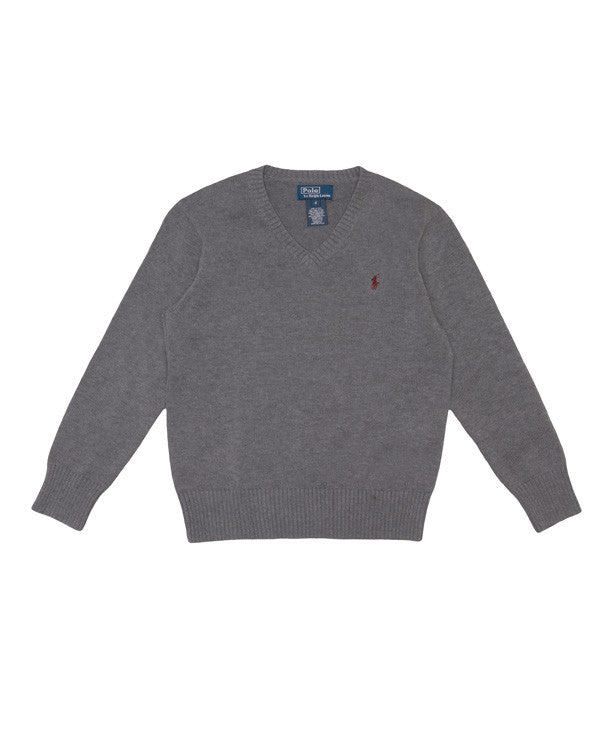 Ralph Lauren V Neck Knit
