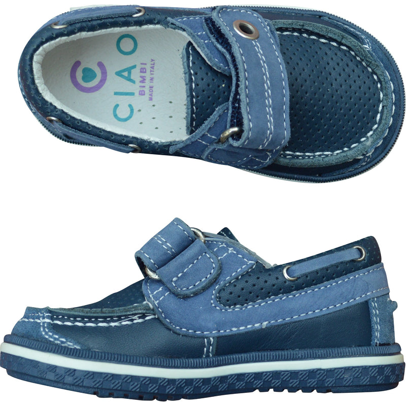 Ciao Boys Boat Shoe - Children's Fashion Outlet