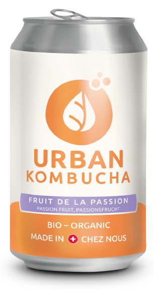 Kombucha Fruit de la passion