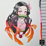Nezuko - Original Copic