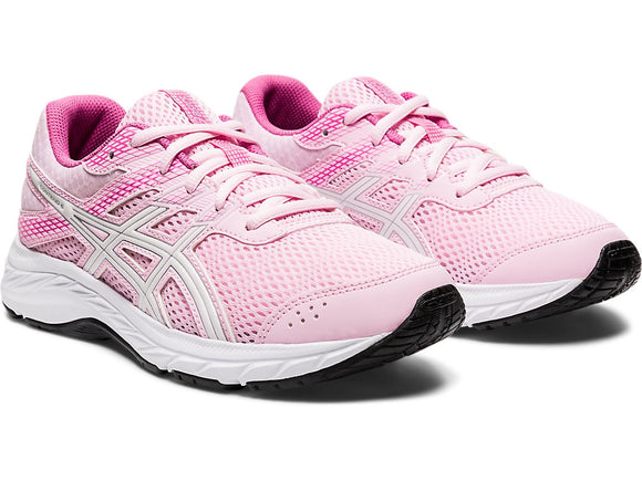 Asics Contend 6 (GS) Cotton Candy/White