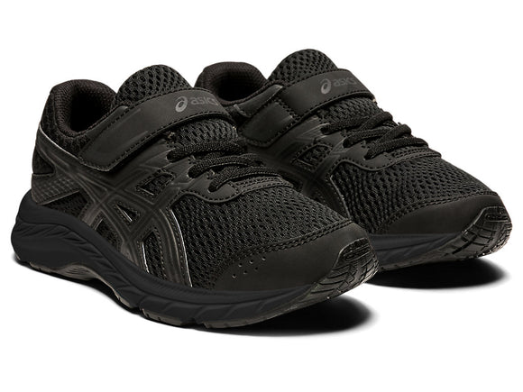 Asics Contend 6 (PS) Black/Black