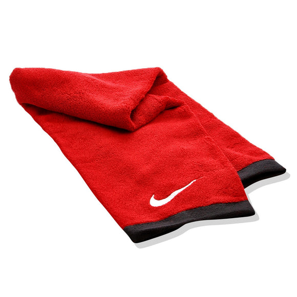 Nike Fundamental Training/Gym Towel Medium - Red or Blue